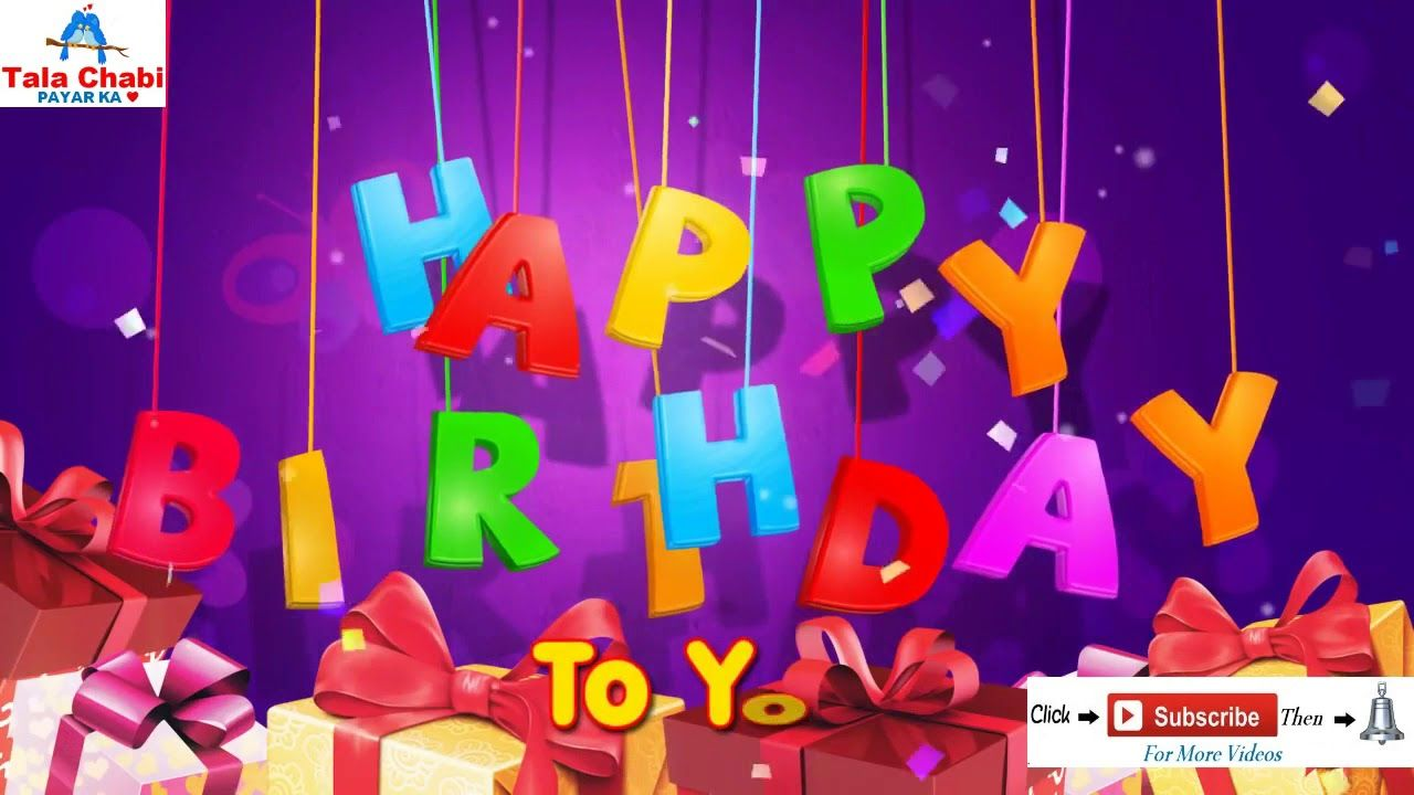 Happy Birthday Song For Kids Download For Playing In Birthday Parties F Happy Birthday Wishes Song Funny Happy Birthday Song Happy Birthday Video