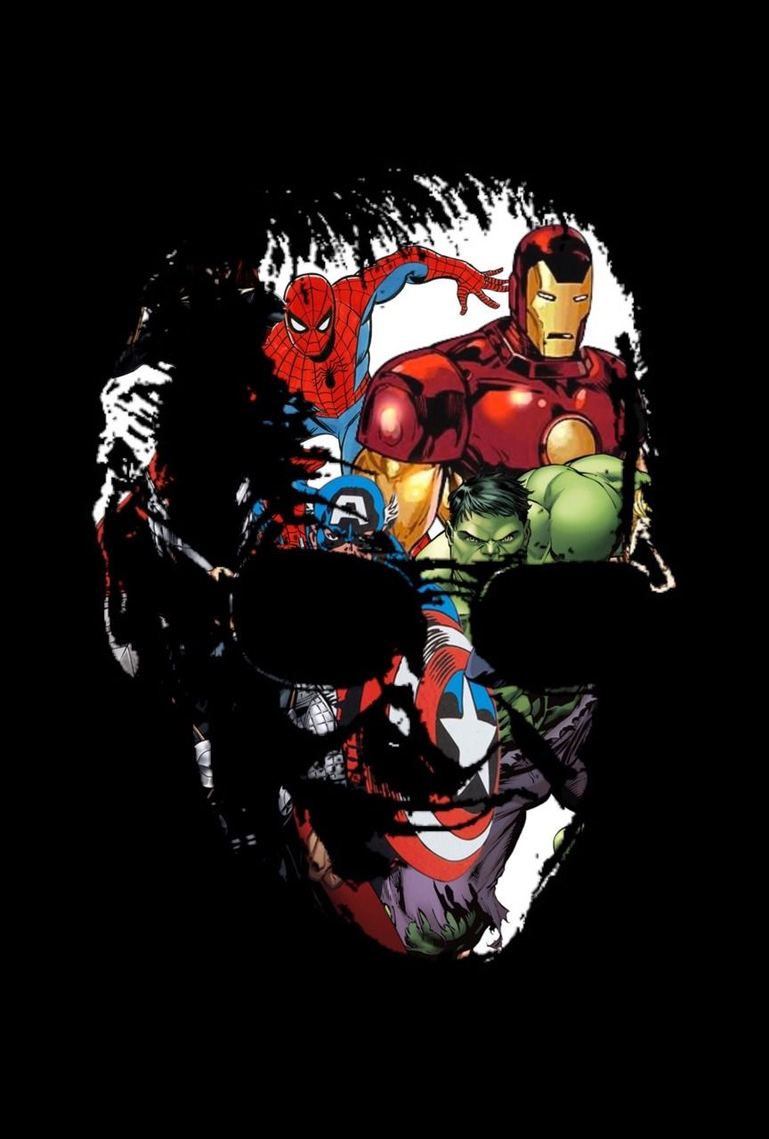 We Ll Miss You Sir Thank You For Blessing Us With Your Creativity And Passion You Ve Inspired So Many Marvel Superheroes Stan Lee Avengers Wallpaper