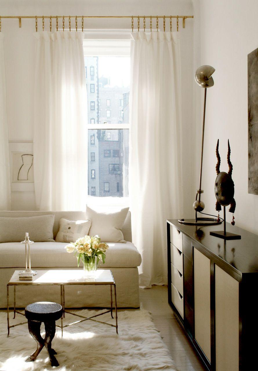 How to arrange a very small living room  rooms with exquisite drapery  interior design portfolios modern