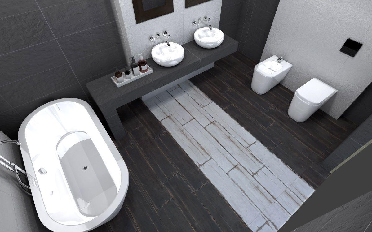 Tubadzin Maciej Zien Tokyo Kori Bathrooms 2 łazienka
