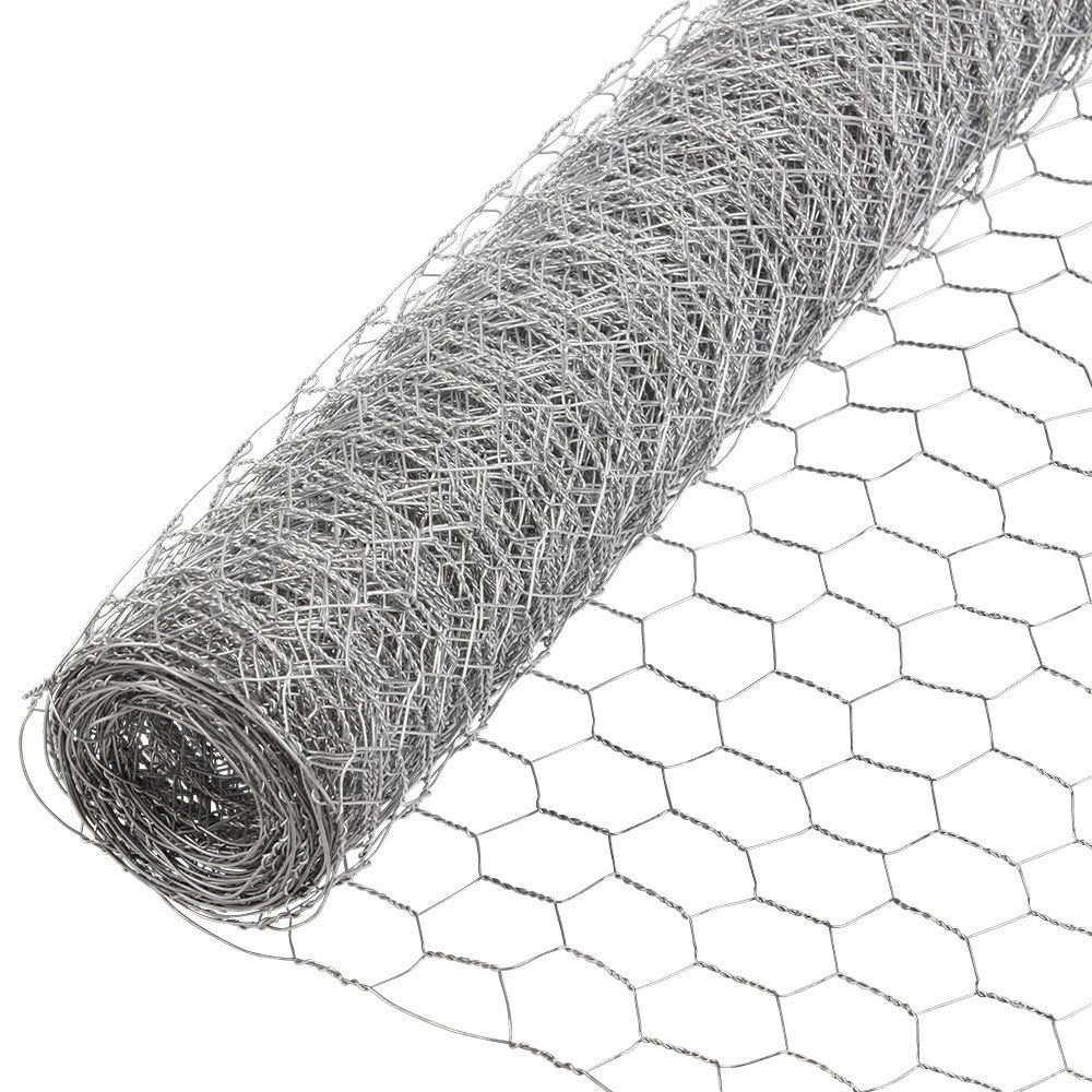 Yardgard 308431b 4 Foot X 50 Foot 1 Inch Mesh Poultry Netting For More Information Visit Image Link This Is An Af Fencer Wire Hardware Cloth Rabbit Wire