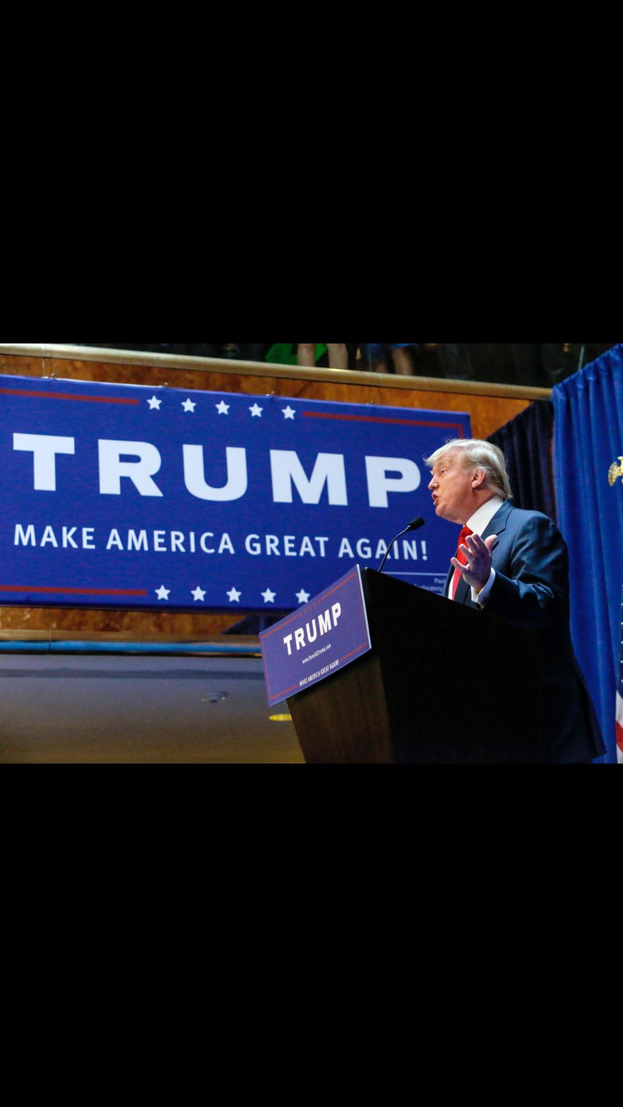I support Donald Trump #Trump #Trump2016 #WeWon #Conservative #MAGA