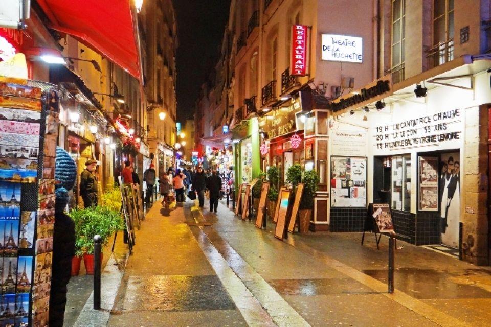 Rue de la Huchette #Paris #Parigi