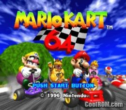 Mario Kart 64 ROM Download for Nintendo 64 / N64 - CoolROM