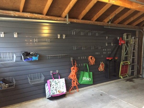 diy garage storage project proslat slatwall garage diy on cool diy garage organization ideas 7 measure guide on garage organization id=51767