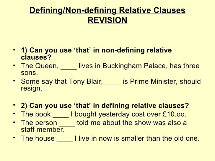 NON DEFINING CLAUSES EPUB DOWNLOAD
