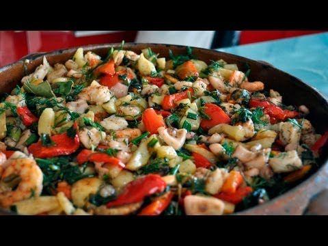 Youtube Cocina Española | Frito Marinero Frit Mariner Recetas Mallorquinas Youtube