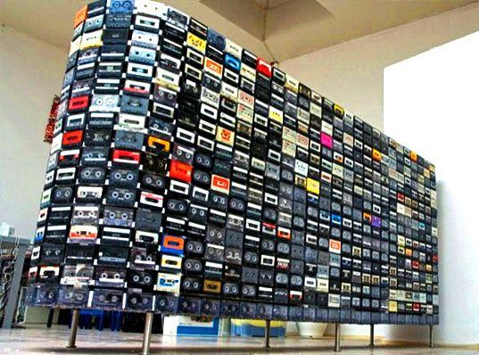 Cassette Tape Room Dividers Part 63