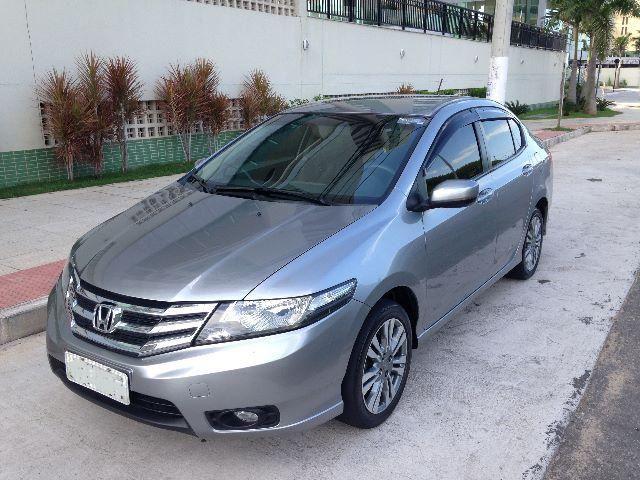 Honda City 2014 Lx 1 5 Automatico Completo Honda Carros Espirito Santo