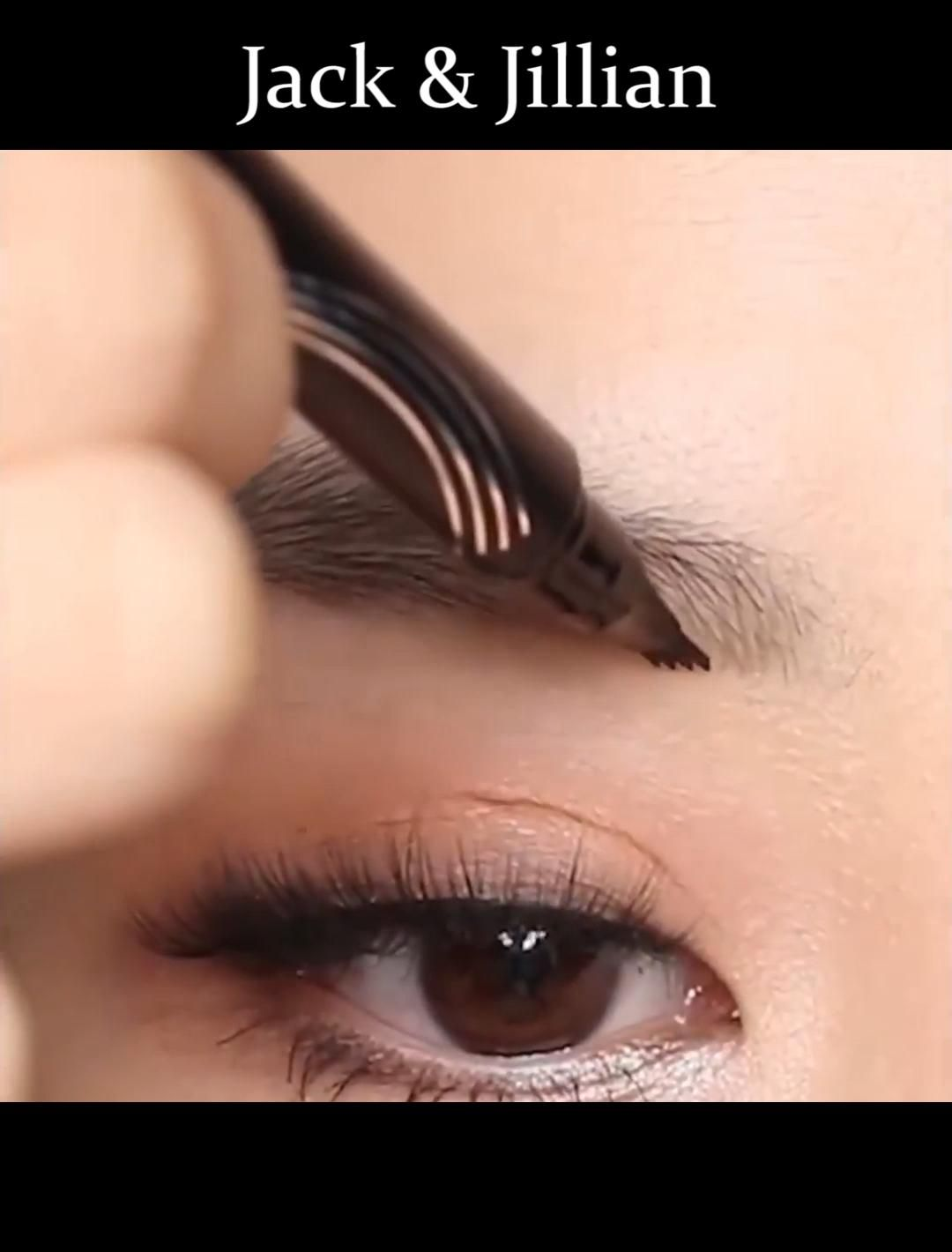 Flawless Eyebrows In Seconds - Omg I love it!! - 42% OFF Limited Time!