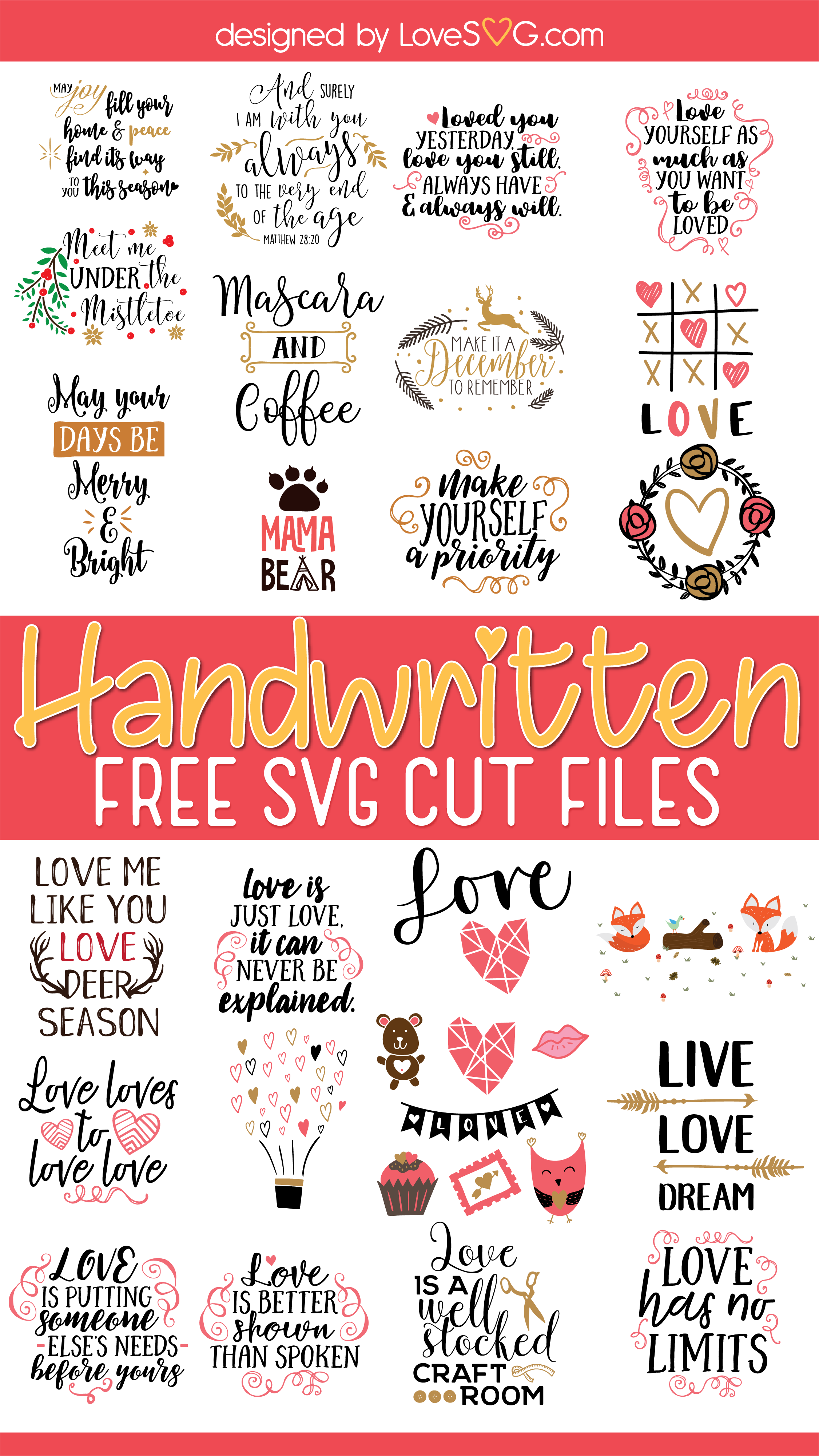 Pin On Free Quotes Svg Cut Files Lovesvg Com