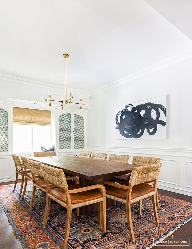 175 Modern Dining Room Decorating Ideas  Home  Dining room, Dining, Dining room design