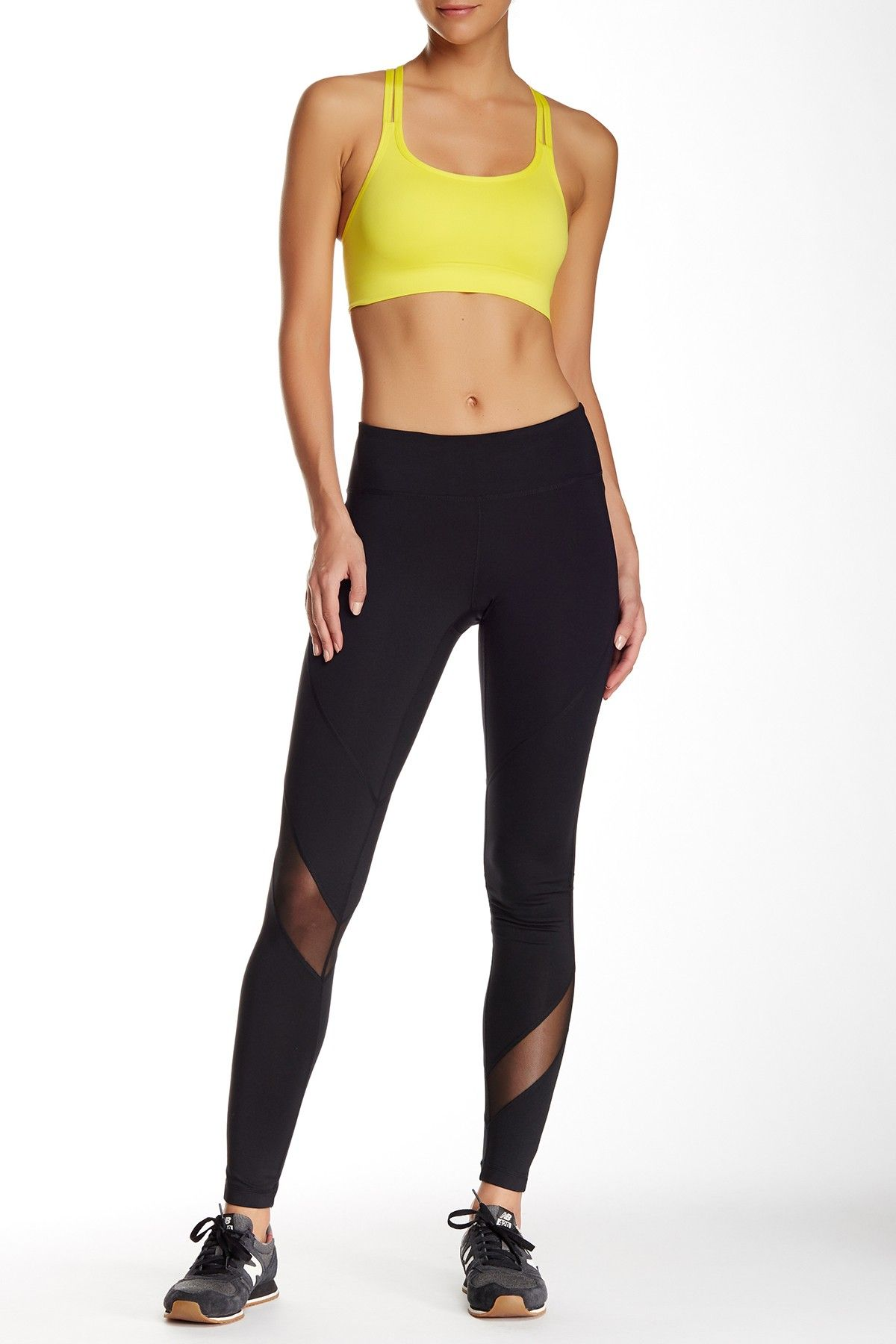 51533a01ece6c Z By Zella - Turn It Up Legging at Nordstrom Rack. Free Shipping on orders  over $100.