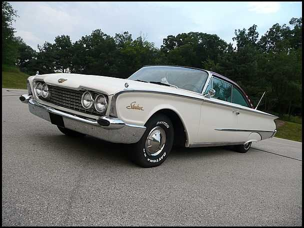 1960 Ford Starliner Custom 2 Door 390 Ci Automatic For Sale By