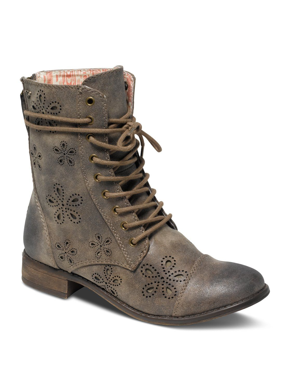 Roxy - Lace-Up Boots for Women
