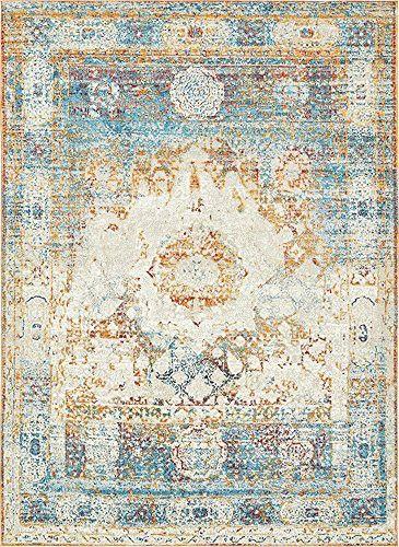Unique Loom 3140385 Area Rug, 9\
