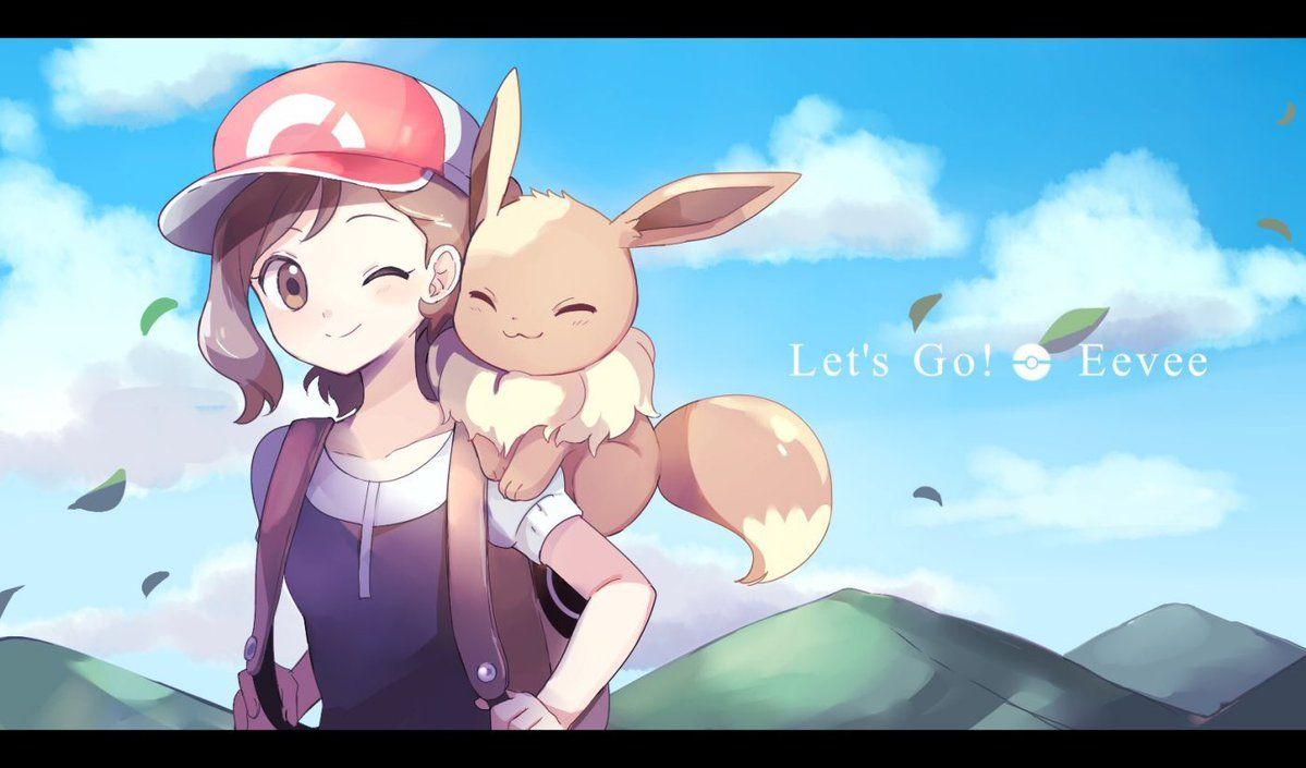 Teameevee Pokemon Eevee Cute Pokemon Wallpaper Pokemon