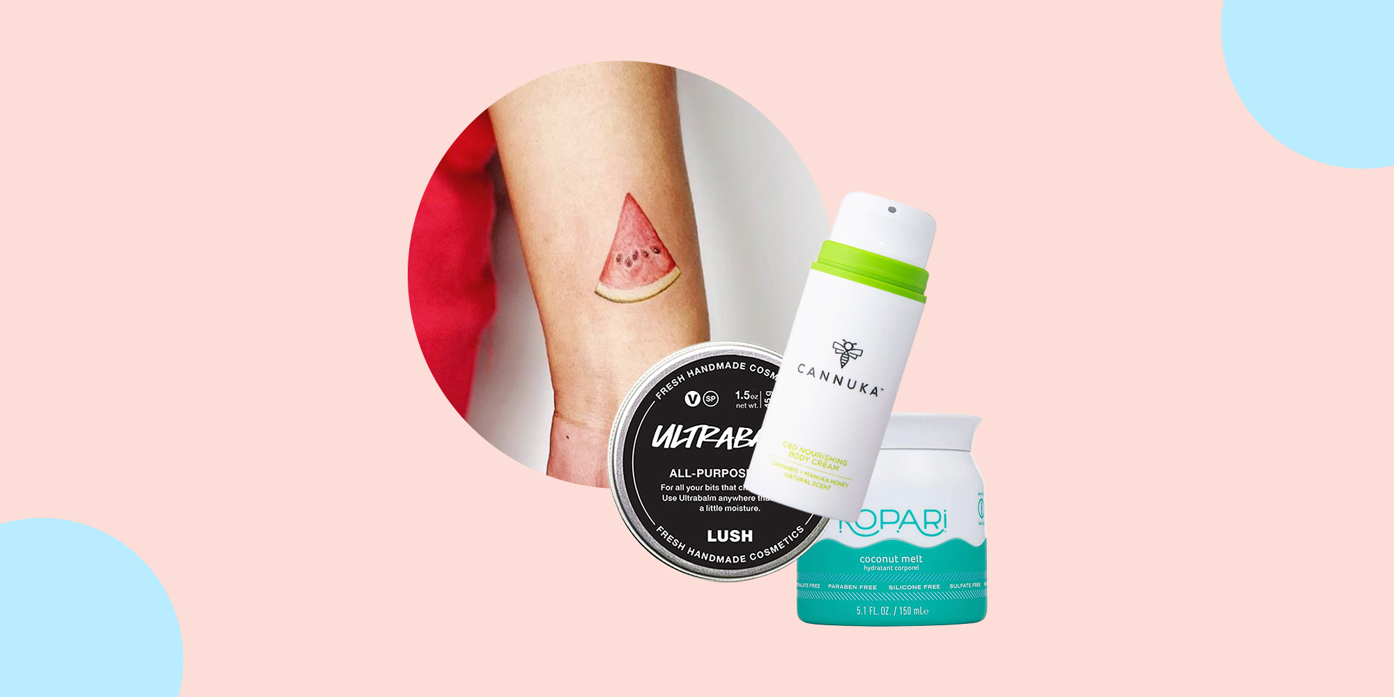 10 Best Tattoo Lotions for Healing and Maintenance in 2020
