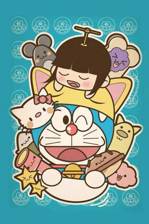 Doraemon<3 discovered by Miss Erin on We Heart It