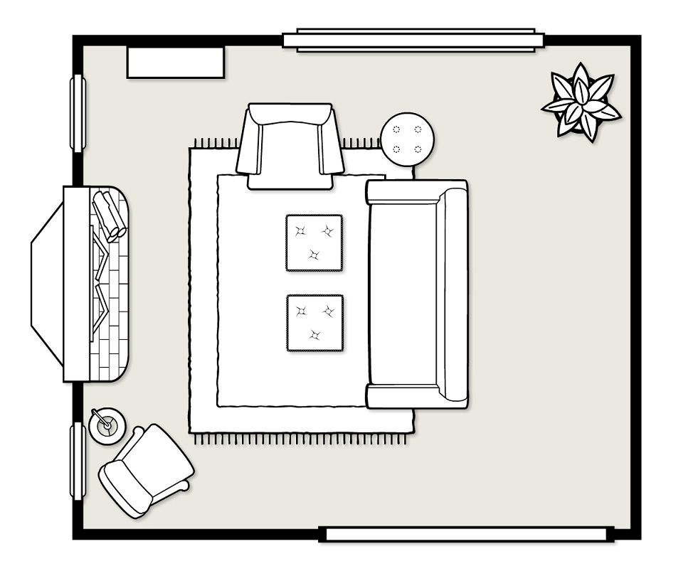 Easy Way To Start Designing A Room