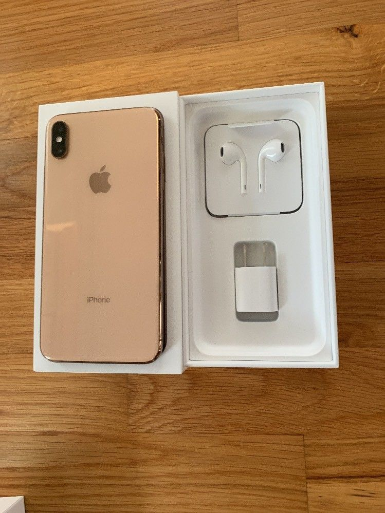 Apple iphone xs max 512gb gold verizon a1921 cdma