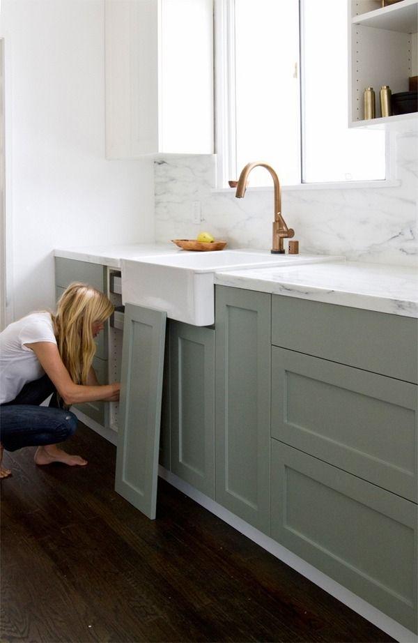 DIY shaker cabinet doors how to make shaker cabinet doors kitchen ...