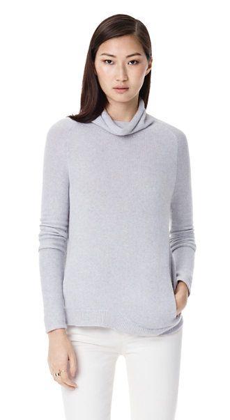 887c4907ac0 Norman B Cashmere Sweater