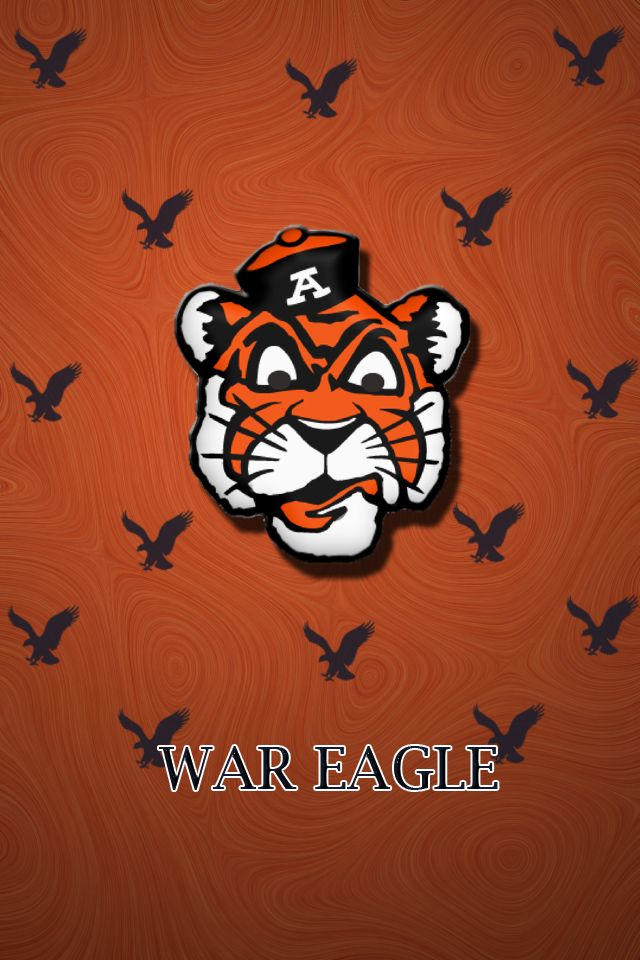 Pin By Tracy Brandon On Auburn Tigers War Eagle War Eagle Auburn Auburn Tigers Football