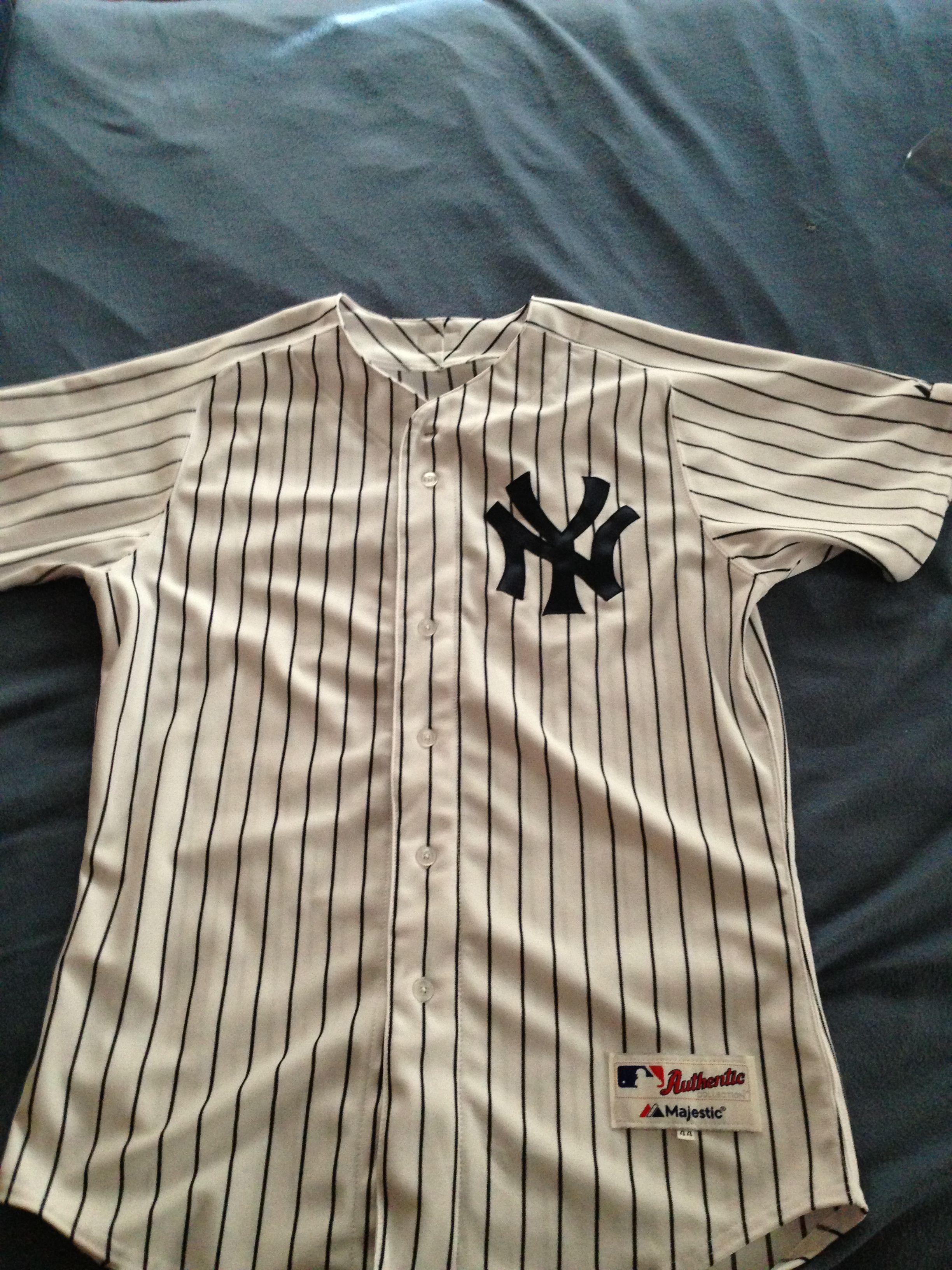 Yankees Jersey!