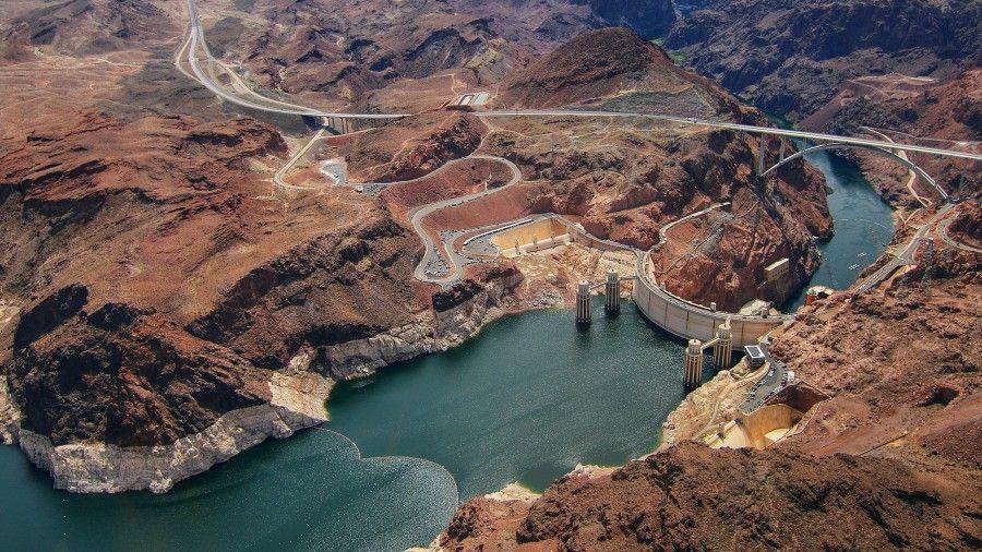 Hoover Dam 4k Ultra Hd Desktop Wallpaper Click For Full
