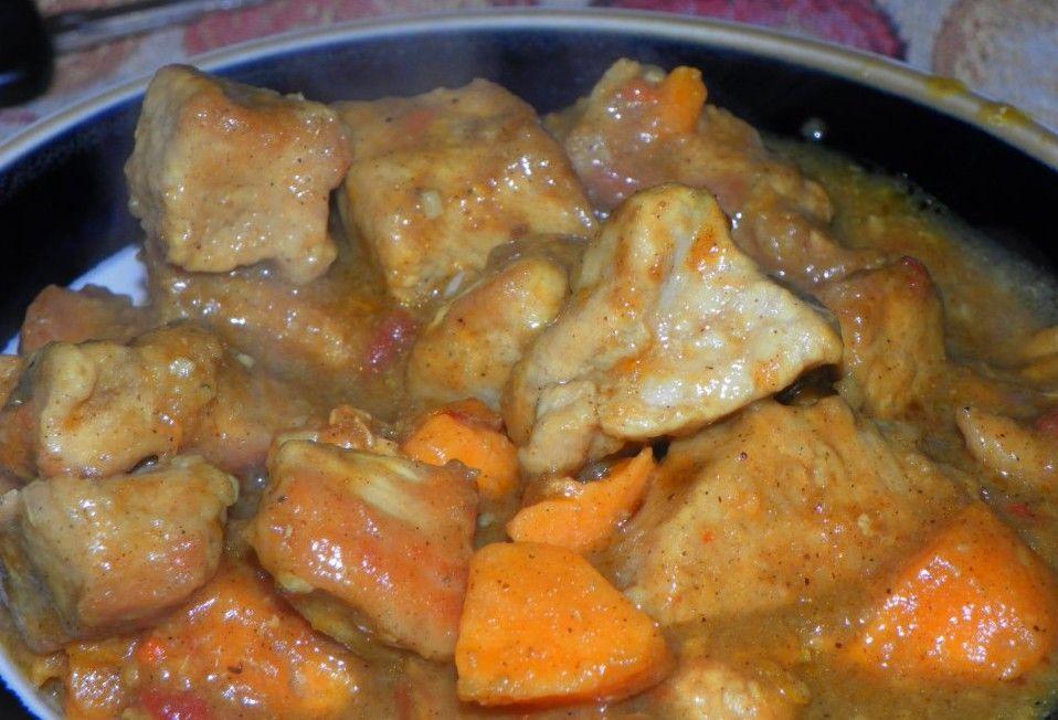 Jamaican Curry Pork Stew Looks Like A Good Fall Recipe