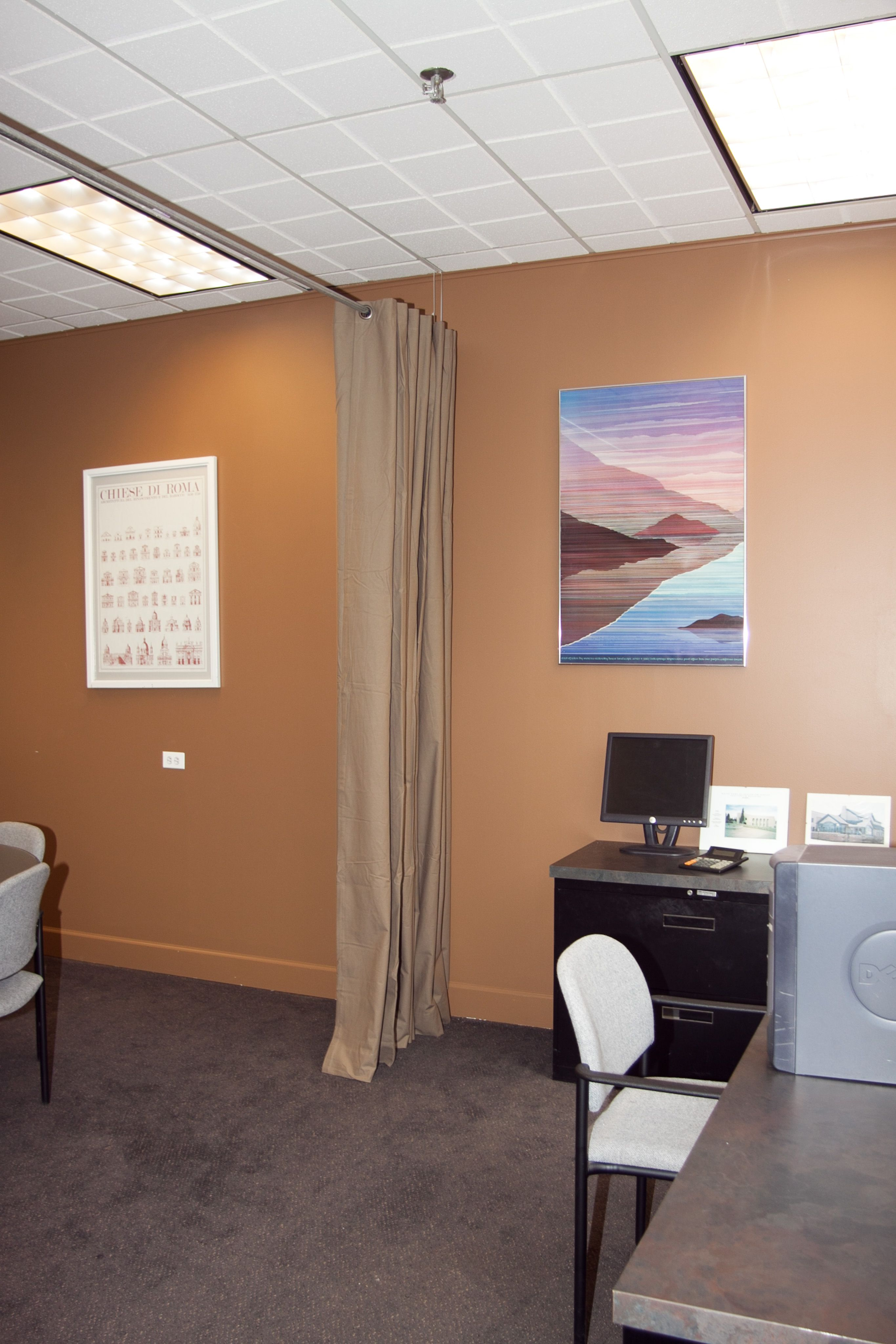Office Room Divider Kits are the best way to separate and create ...