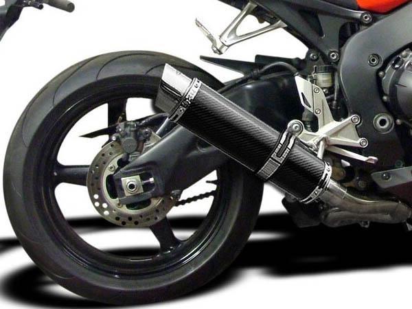 DELKEVIC Honda CBR1000RR (08/16) Slip-on Exhaust DL10 14