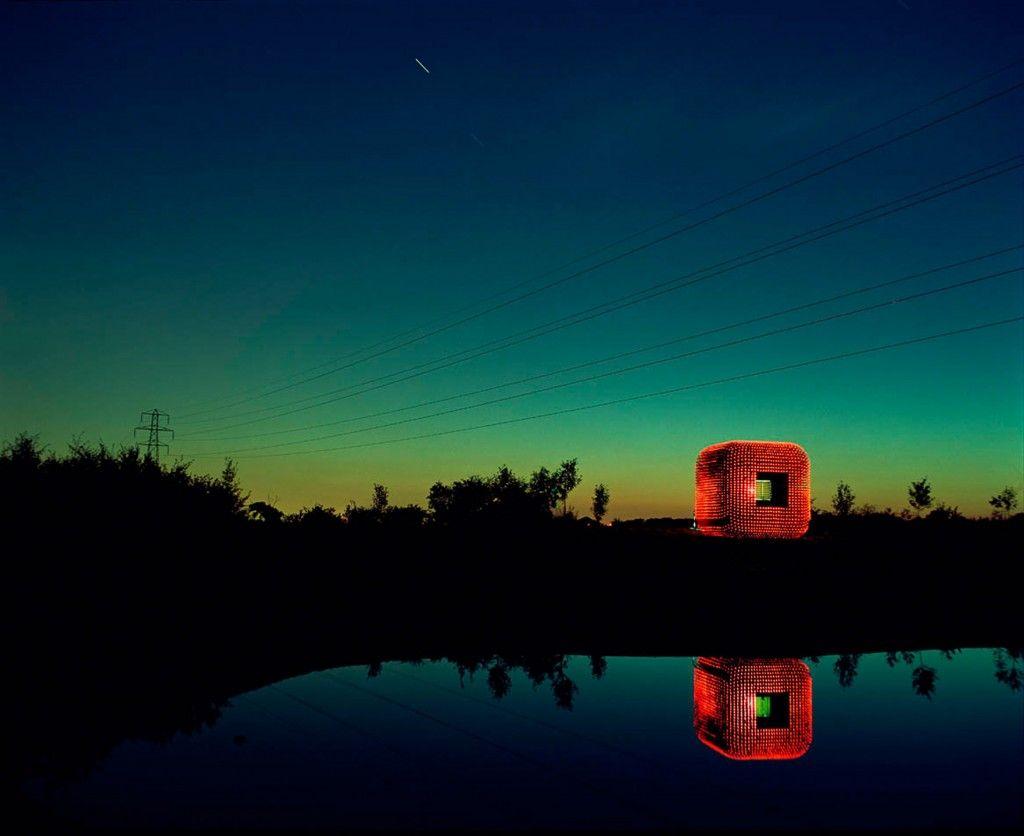 Sitooterie II / by Heatherwick Studio > http://www.heatherwick.com/barnards-farm-sitooterie/