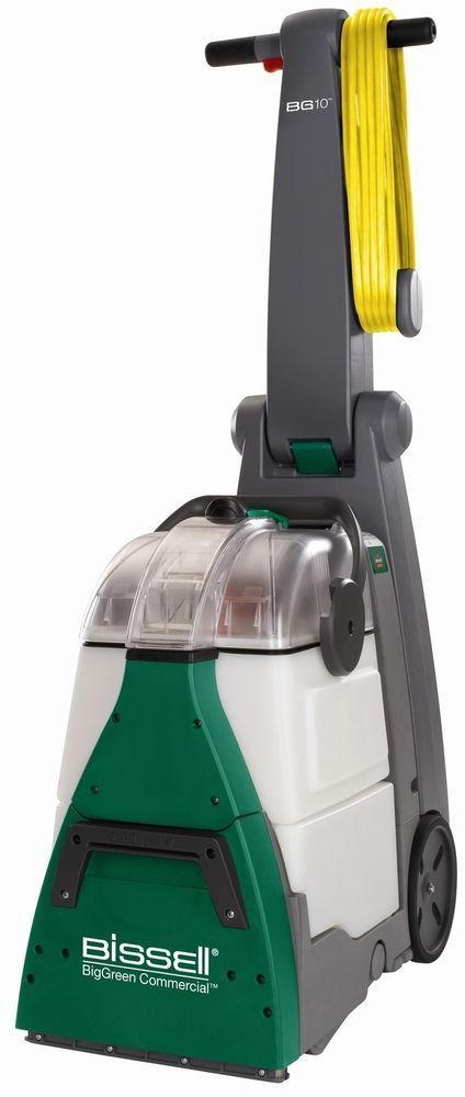 Bissell Big Green Machine Commercial Carpet Extractor Carpet Cleaner New Bissell Carpet Cleaner Commercial Carpet Cleaners Carpet Cleaners