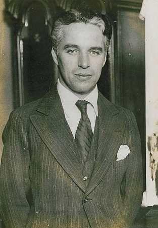 Charles Chaplin, 1927