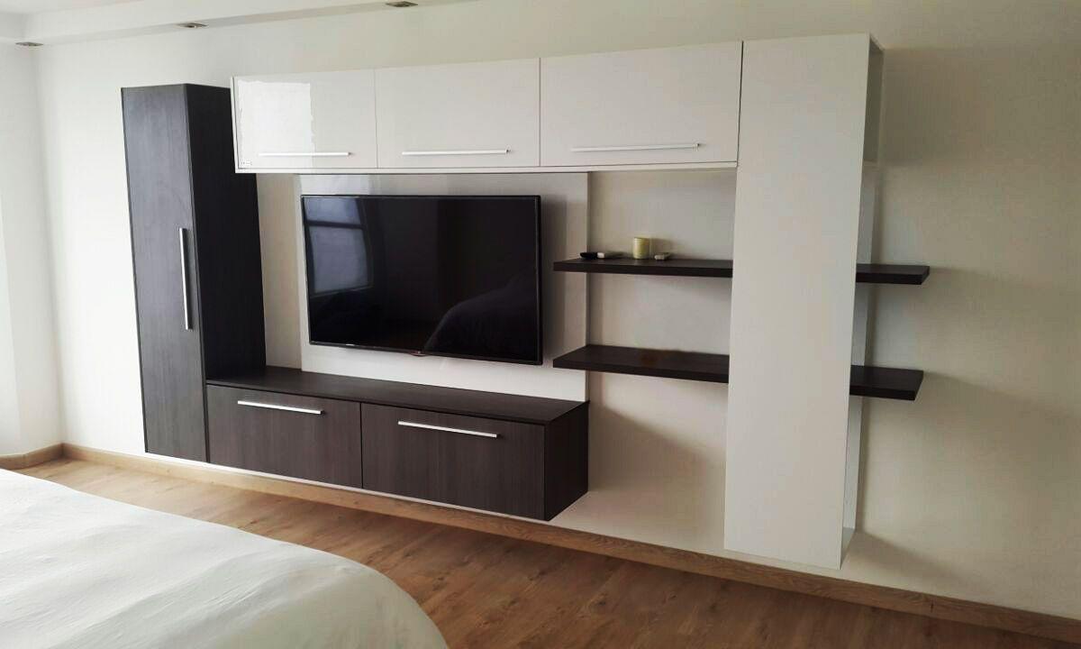 Muebles para television dise o de muebles modulares para for Muebles modulares modernos