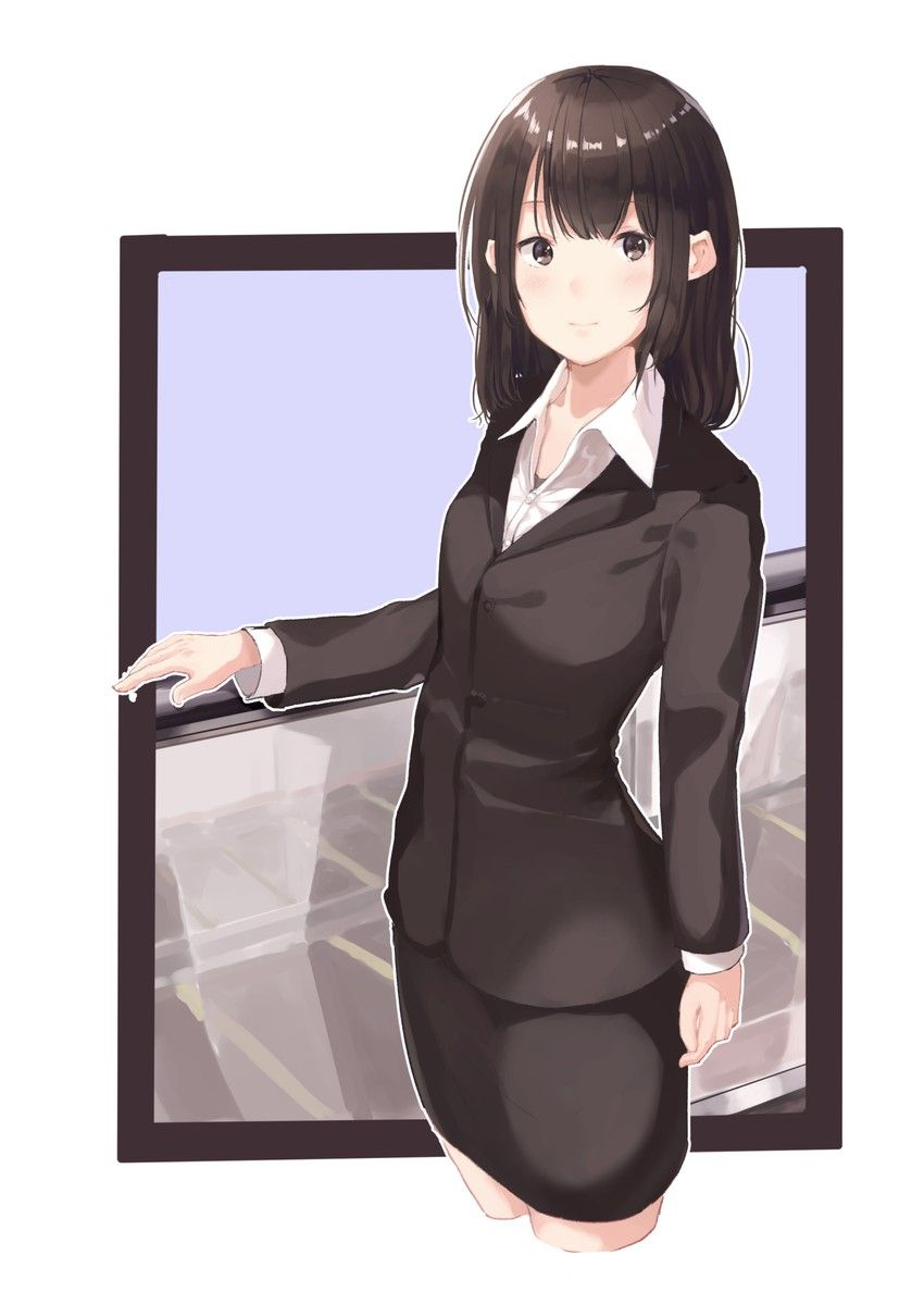 Pin By Kurt Pham On Anime Office Suits For Women Professional Outfits Girls Wear