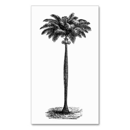 Vintage tropical island palm trees business cards personalize this vintage tropical island palm trees business cards personalize this simple and lovely palm tree business colourmoves