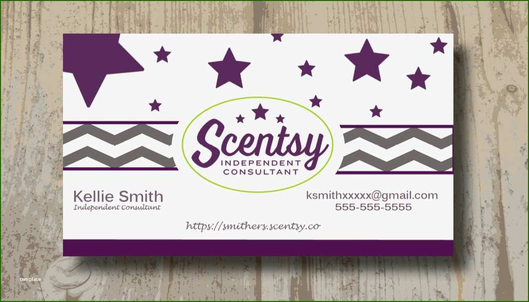 Fantastic Scentsy Business Card Template To Try Out Card Template Business Card Template Scentsy Business