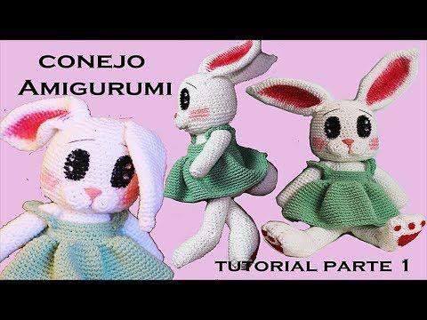 Amigurumis Conejos Paso A Paso : Patrón sonajero conejo patrones gratis