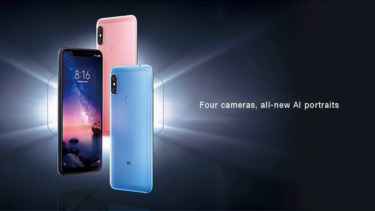 Ph Prices Of Xiaomi Redmi Note 6 Pro 4 Camera Phone Revealed Camera Phone Phone Xiaomi