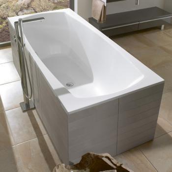 Villeroy Boch My Art Duo Die Einbau Badewanne Besteht Aus Einem