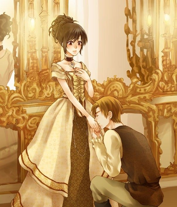 Read Manga Warm Wedding: Anime, Anime Girl, Boy, Boy And Girl, Cute, Girl, Kiss