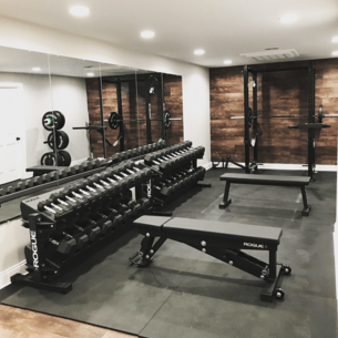 #equipped #gallery #fitness #garage #rogue #photo #gymsRogue Equipped Garage Gyms - Photo Gallery |...