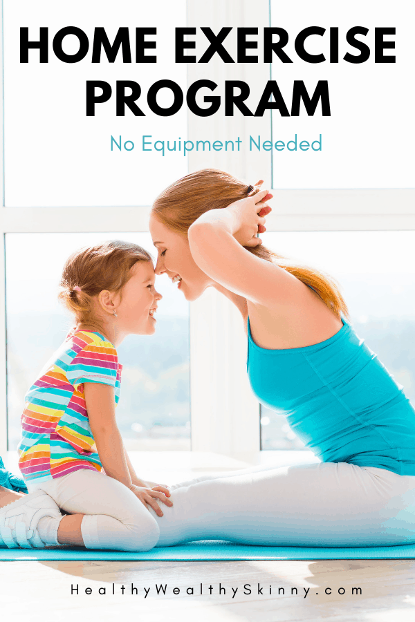 Home Exercise Program   Fitness   Working out doesn't have to be time consuming or confusing. Learn...
