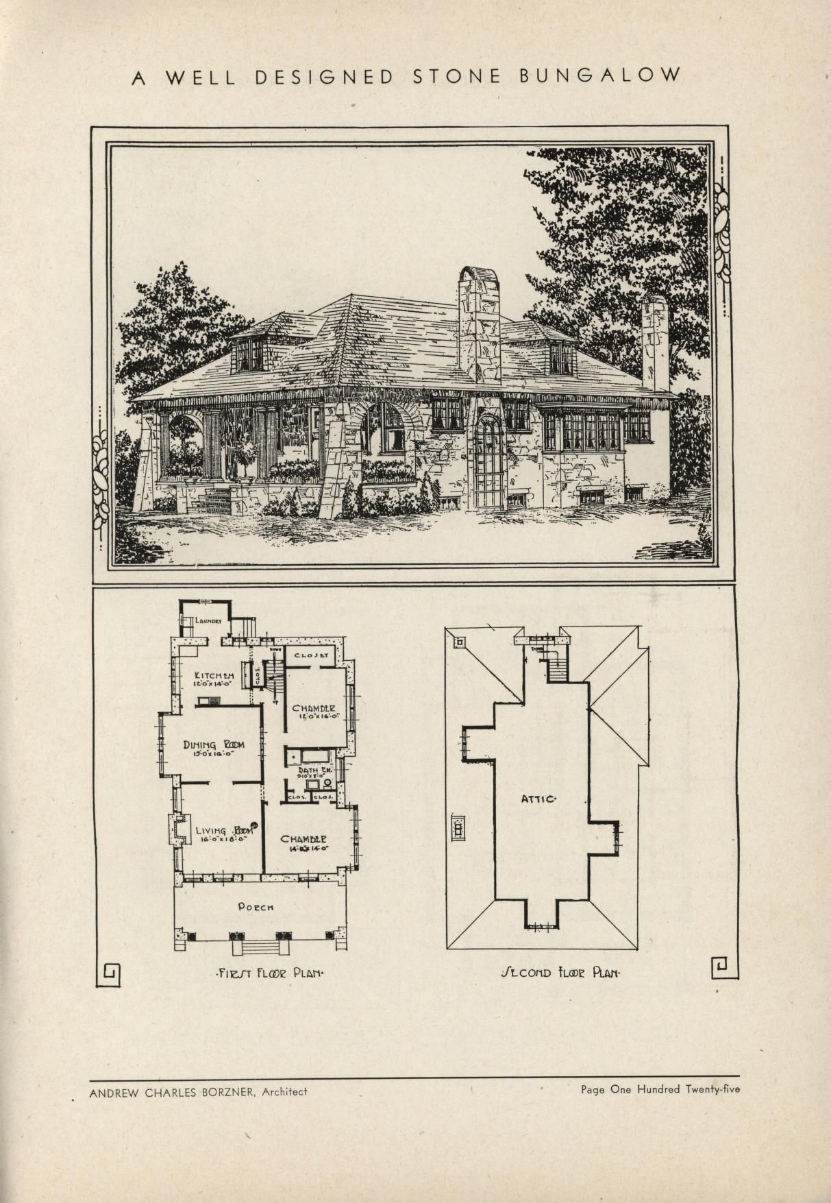 The book of beautiful homes. : Andrew C. Borzner : Free Download ...