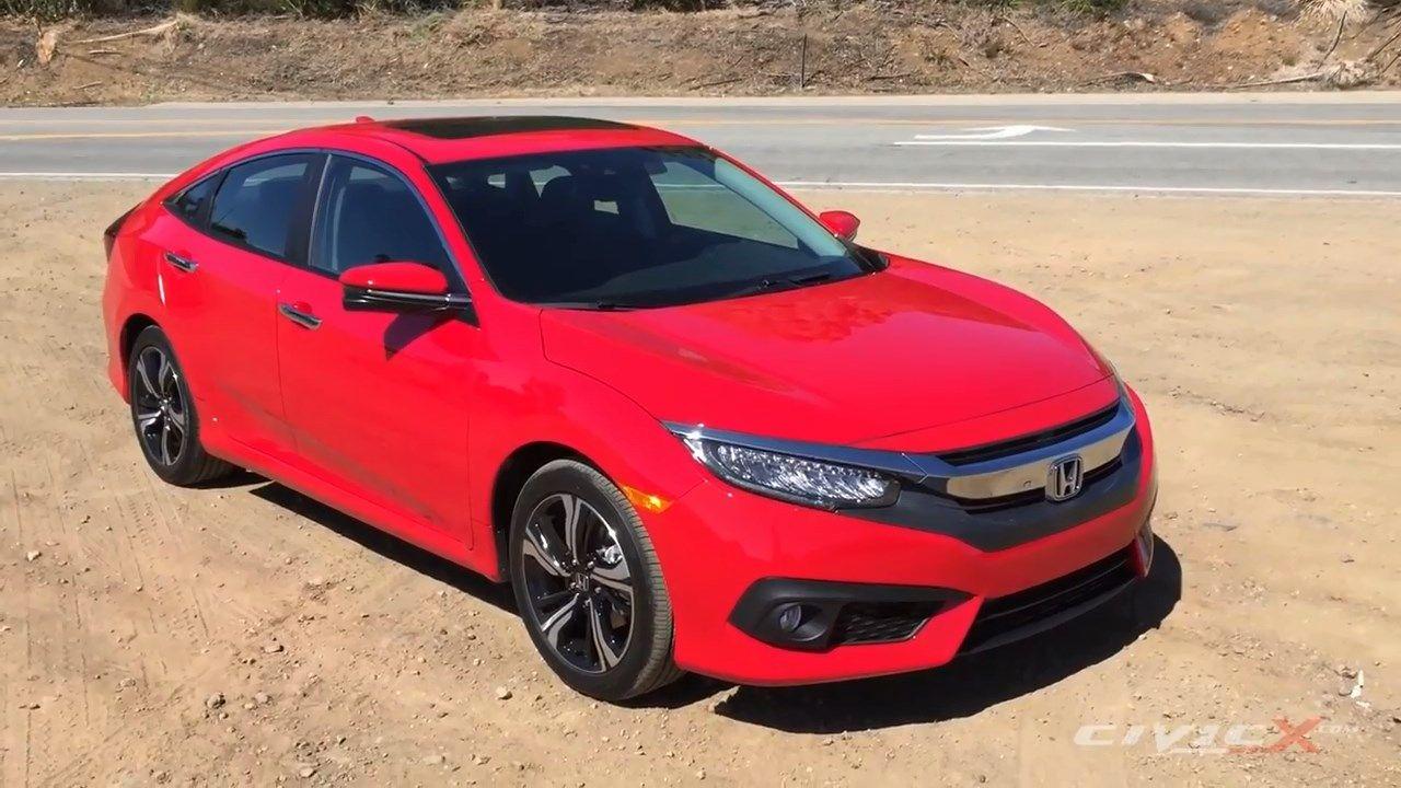 Video Watch 2016 Honda Civic Honda Sensing Active Safety Features Demonstration Pakwheels Blog Honda Civic 2016 Honda Civic Honda