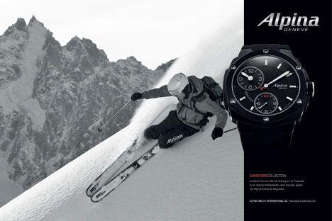 Alpina Genève - Sportlich