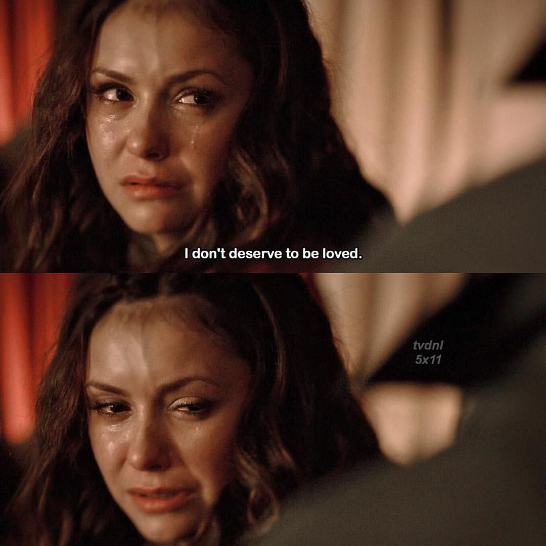 Pin De Jess Wentz En Vampire Diaries The Originals Frases